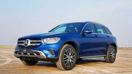 2021 Mercedes-Benz GLC Launched In India With New Features