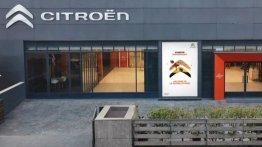 Citroen Inaugurates 'La Maison Citroen' Concept Showroom in Ahmedabad, Gujarat