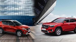 Kia Seltos and Sonet Variant Lineup To Be Slightly Rejigged
