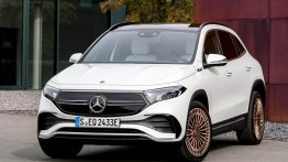 The Mercedes-Benz EQA Is Mercedes' Newest All-Electric EQ SUV