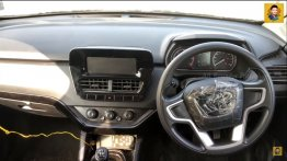 New Tata Safari Interiors Revealed In Its Base-Spec XE Trim