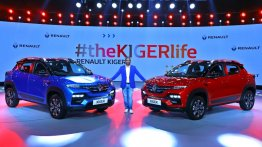 Production-Spec Renault Kiger Sub-Compact SUV Finally Unveiled In India