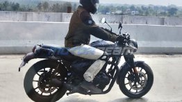 New Royal Enfield Motorcycle Spied Testing, Could Be Hunter or Roadster?