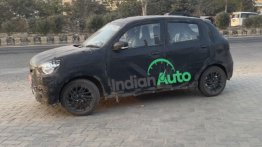 Next-Gen Maruti Celerio Spied Testing Again, to Launch This Year [Video]