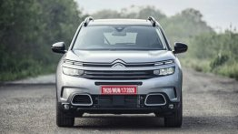 Citroen C5 Aircross Variant-Wise Features List Revealed Ahead Of Launch