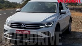 The Five-Seater Volkswagen Tiguan Will Make A Comeback In Facelifted Guise