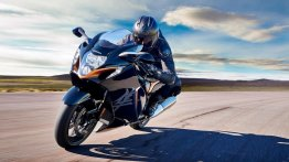 New Suzuki Hayabusa Listed on Brand's Indian Website Ahead of Launch