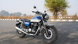 Honda H'Ness CB350- Road Test Review