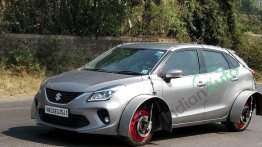 Is Maruti Suzuki Cooking Up A Stronger Hybrid Variant Of the Baleno?