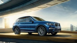 BMW X3 Becomes More Affordable In India With New X3 xDrive30i Sport X Variant
