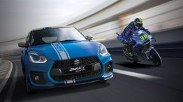 Suzuki Celebrates Seventh MotoGP World Title With This Very Special Swift