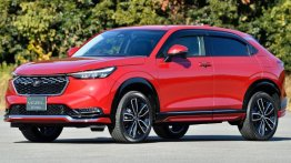 2021 Honda HR-V Is A Real Looker With These Accessory Packs