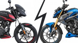 2021 Bajaj Pulsar 180 vs Honda Hornet 2.0 - Which One to Buy?