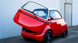 Microlino 2.0 Is A Compact EV Prototype Inspired By The BMW Isetta from 1950s