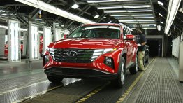 2022 Hyundai Tucson Production in US Commences at Alabama Plant