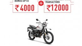 New Hero Xpulse 200 Offers Can Save You up to INR 16,000