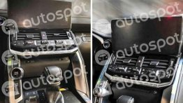 Next-Gen Toyota Land Cruiser Interior Totally Revealed In Fresh Spy Pics