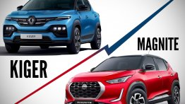 Renault Kiger Outsells Nissan Magnite In March 2021
