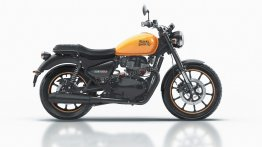 Royal Enfield Meteor 650 Digitally Imagined - IAB Rendering