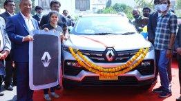Renault Kiger Deliveries Surpass 1100 Units on 1st Day of Sales