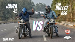 Royal Enfield Classic 350 vs Jawa 42 - Top-End Battle of Retro Bikes