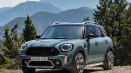 2021 MINI Countryman Now in India; Price Starts From INR 39.50 Lakh