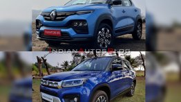 Renault Kiger vs Maruti Suzuki Vitara Brezza Comparo: Battle of Compact SUV
