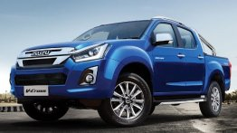 Isuzu D-Max V-Cross To Make A Comeback In BS6 Guise Soon