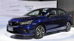 26.5 kmpl Honda City RS e:HEV (Hybrid) Now Available in Malaysia