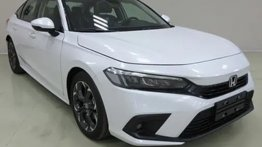 2021 Honda Civic Spied Completely Uncamouflaged In All Its Glory