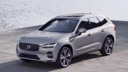 India-Bound Volvo XC60 Has Been Facelifted With Subtle Updates