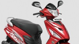 Hero Maestro Edge 100 Million Limited Edition Launched