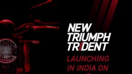 Triumph Trident 660 India Launch Date Announced - Check Inside