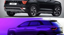 Here Are Top 5 Design Updates Of Hyundai Alcazar Over Creta