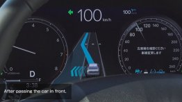 Watch Honda Sensing Level 3 Autonomous Tech In Flawless Action - Video