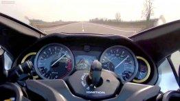 WATCH New Suzuki Hayabusa Cross 200km/h Blazingly Quick