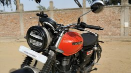 Honda CB350RS- Road Test Review