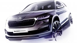 Skoda Kodiaq Facelift Design Previewed; India Launch Later This Year