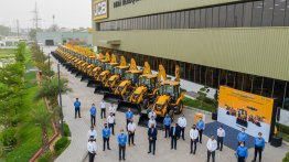JCB Launches CEV Stage IV Backhoe Loaders in India