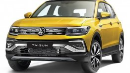 Production-Spec Volkswagen Taigun Makes Its Debut In India