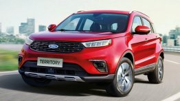 Ford Territory To Take On Tata Harrier and MG Hector in India