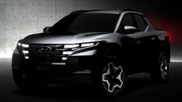 2022 Hyundai Santa Cruz Pickup Teased - Full Details