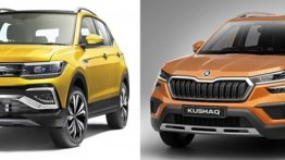 Skoda Kushaq and Volkswagen Taigun - Similarities and Differences