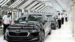 New Skoda Octavia Launch Nears as Production Commences