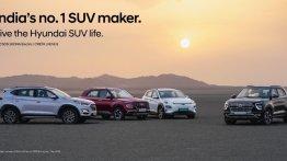Hyundai Creta, Venue Help Carmaker Cross 1 Million SUV Sales Milestone