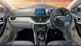 Tata Nexon Goes More Digital; Physical Buttons For Touchscreen Removed