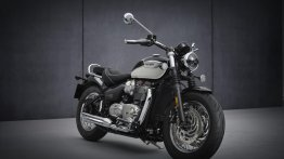 2021 Triumph Bonneville Speedmaster Launched in India