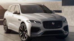 Jaguar Commences Bookings For 2021 F-Pace Facelift In India; Launch Soon