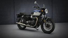 2021 Triumph Bonneville T100 Launched in India - Lighter & More Powerful