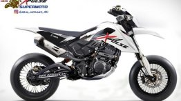 Hero Xpulse 200 Gets Supermoto Treatment, Looks Tempting